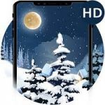 Animated Snow Fall Wallpaper APK Download